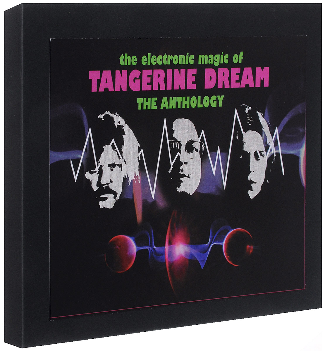 Tangerine Dream. The Electronic Magic Of Tangerine Dream (The Anthology) (2 CD)