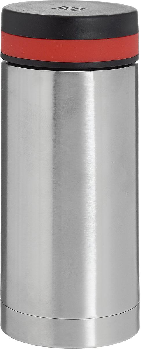 Термос-мини Iris Barcelona, 200 мл8321-IТермос-мини Iris Barcelona - очень удобный и практичный предмет, который поможет вам насладиться любимымнапитком где угодно. Термос выполнен из высококачественной нержавеющей стали. Оснащен широким горлом иплотно закрывающейся крышкой с резьбой. Благодаря двойным стенкам, термос сохраняет температуру напиткадо 6 часов. Подходит как для холодных, так и для горячих напитков. Компактныеразмеры позволят уместить его даже в самой маленькой сумке. Его можно взять с собой на отдых, на работу илиучебу, на прогулку, в путешествие. Диаметр: 6 см. Высота (с крышкой): 14,5 см.