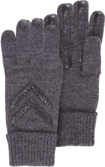 Перчатки женские Isotoner, цвет: серый. 14564-2779. Размер универсальный