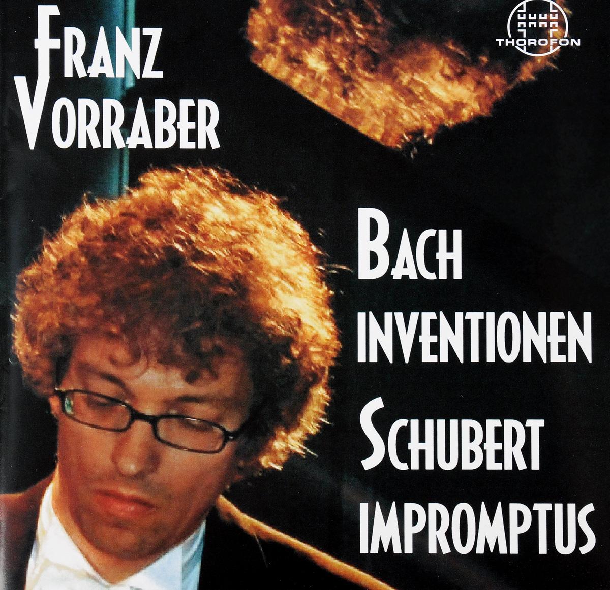 Johann Sebastian Bach. Inventionen & Schubert. Impromptus stefan hussong johann sebastian bach goldberg variations