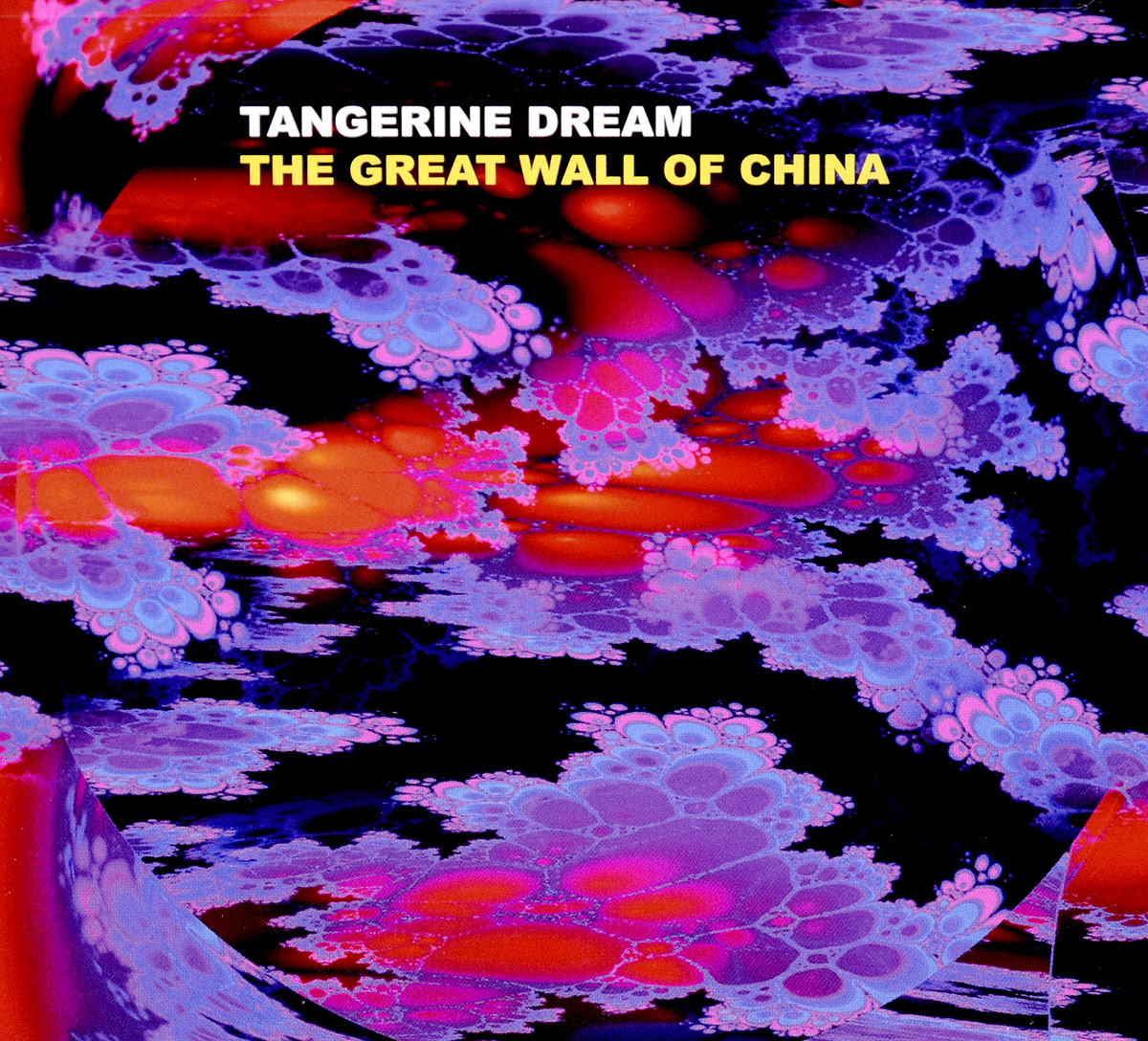 Tangerine Dream. The Great Wall Of China