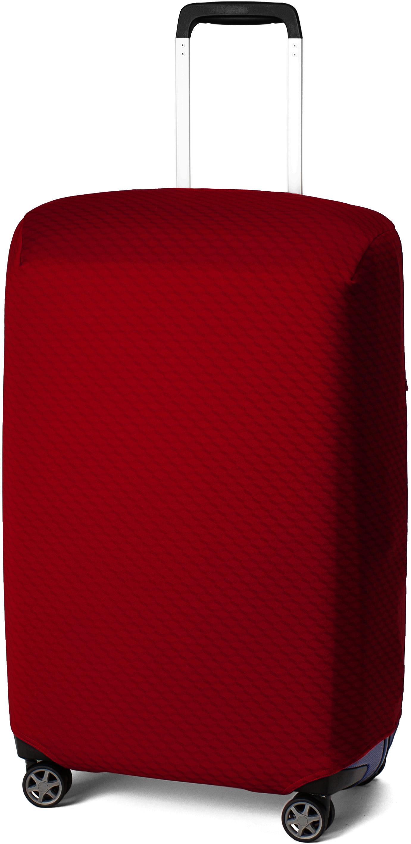 Чехол для чемодана Ratel Мозаика, цвет: бордовый. Размер S (высота чемодана: 45-50 см)BP004SПрактичный и стильный чехол Ratel Мозаика из неопрена разработан специально для максимальной защиты вашего чемодана. Этот чехол защищает багаж от большинства повреждений, от вскрытия, а так же экономит деньги и время на обмотке в аэропорту. Вы никогда не перепутаете свой чемодан с чужим, как на багажной ленте, так и в туристическом автобусе. Неопрен является ударопоглощающим, очень прочным и водонепроницаемым материалом. Именно поэтому, чехлы Ratel гарантируют максимальную степень защиты.Размер S предназначен для маленьких чемоданов высотой от 45 см до 50 см (высота чемодана без учета высоты колес). Все важные части чемодана полностью защищены, а для боковых ручек предусмотрены две потайные молнии. Внизу чехла - упрочненная молния-трактор. Чехол можно стирать в стиральной машинке.