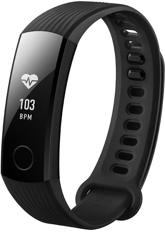 Huawei Honor Band 3 (NYX-B10), Black фитнес-браслет