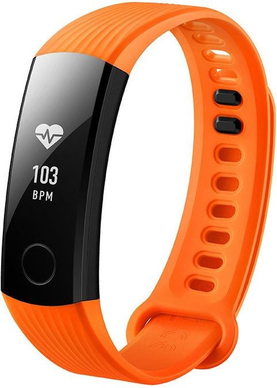 Huawei Honor Band 3 (NYX-B10), Orange фитнес-браслет