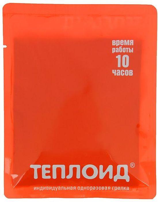 """Грелка одноразовая """"Woodland"""", цвет: оранжевый, 10 часов"""