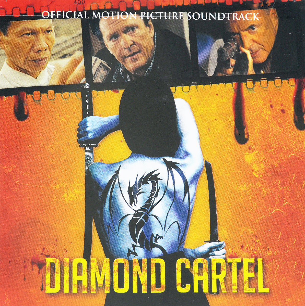 Diamond Cartel cleopatra