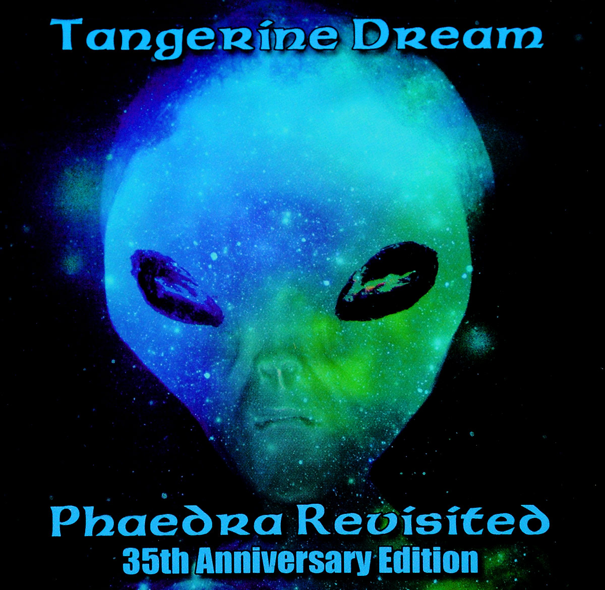 Tangerine Dream. Phaedra Revisited - 35th Anniversary Edition