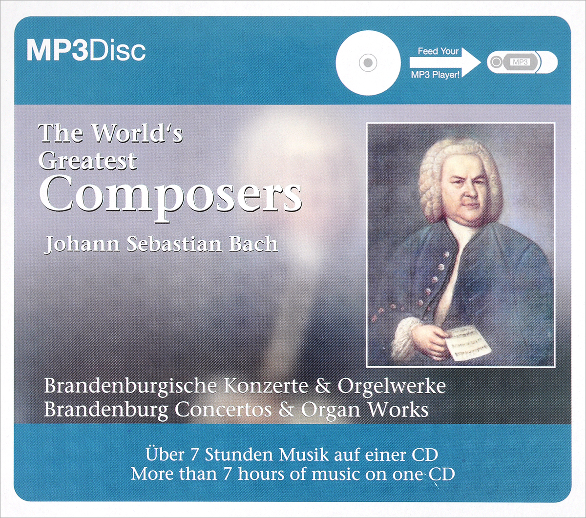 Johann Sebastian Bach. The World's Greatest Composers (mp3) е н борисова meet the famous composers part 1