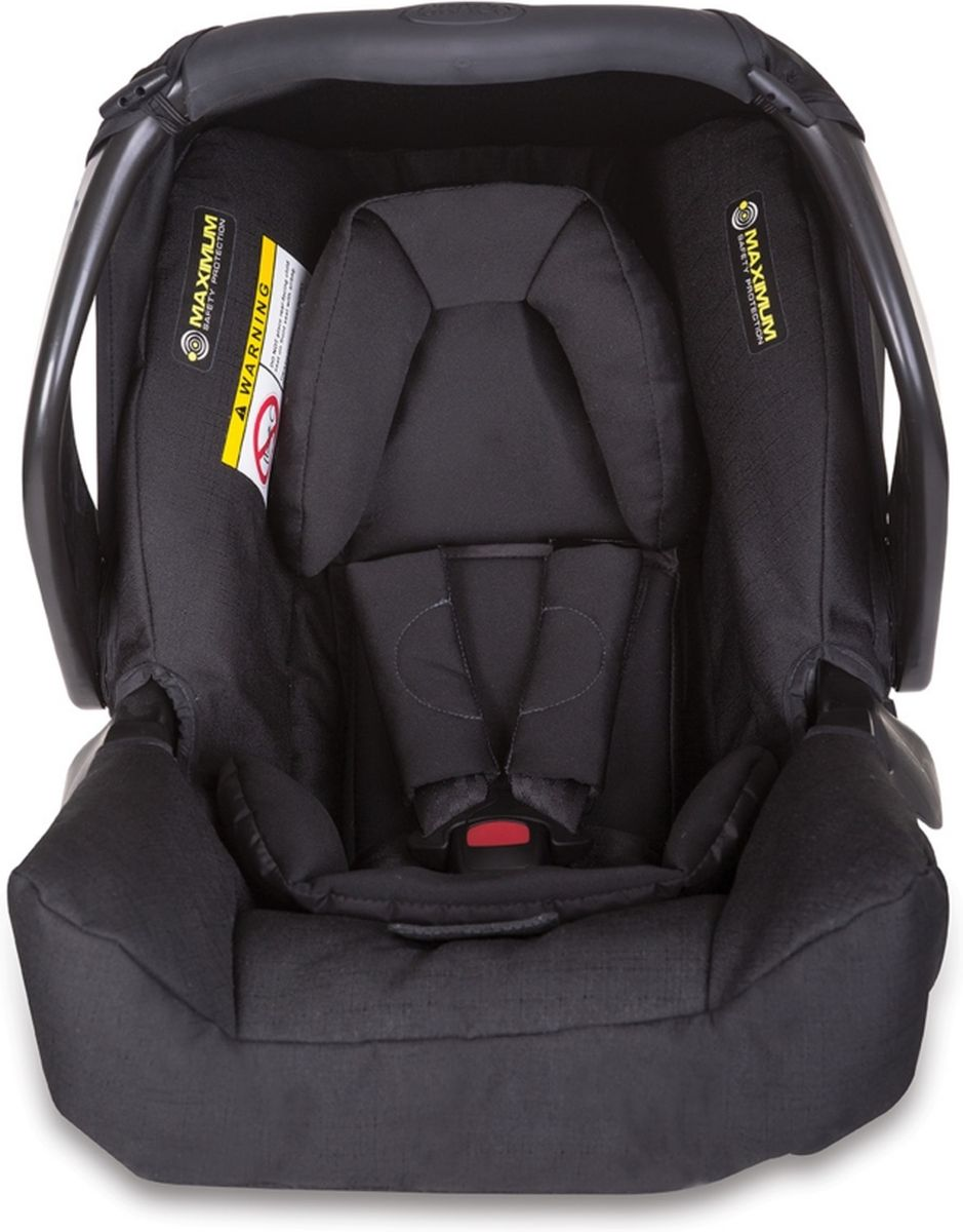 Graco Автокресло-переноска Snugfix цвет черный от 0 до 13 кг1926091Глубокие боковины этого автокресла обеспечивают превосходную защиту от удара. Кресло оснащено поддерживающей подушкой для новорожденного, а также защитными накладками на ремнях для дополнительной безопасности и представлено в изысканном черном цвете. Это значит, что ради безопасности вам не придется жертвовать комфортом или стилем. ОСОБЕННОСТИ: кресло оснащено подерживающей подушкой для тела и головы новорожденного, защитными накладками на ремни безопасности в области груди и на застежках, встроенным козырьком от солнца, а также пятиточечными ремнями безопасности. Кресло совместимо с базой Graco SNUGFIX ISOFIX или может использоваться отдельно с 3-точечным ремнем безопасности.