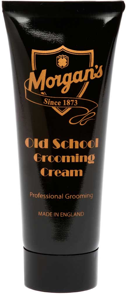Morgans Крем для укладки волос Old School, 100 мл. M096M096Крем для укладки волос средней фиксации. Обеспечивает хороший контроль за укладкой и текстуру. Добавляет натуральный блеск и питает волосы. Натурально смягчает вьющиеся и волнистые волосы. Подходит для всех типов волос. Обогащен кофе и растительными экстрактами.