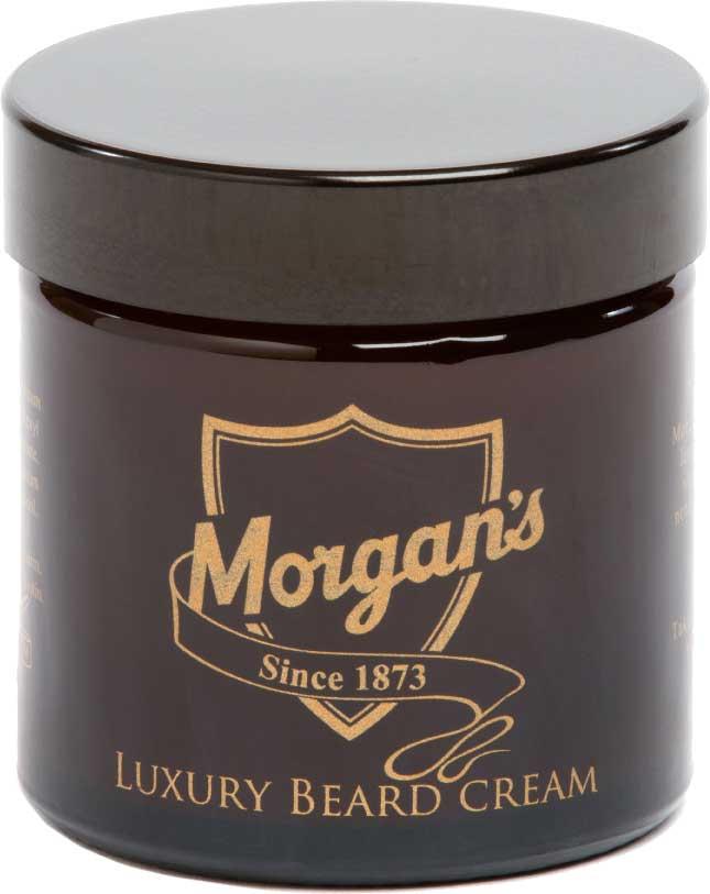 Morgans Премиальный крем для бороды и усов, 60 мл. M057M057Роскошный крем, который смягчит волосы на лице и придаст вашей бороде отличный вид. В креме присутствуют ароматические нотки бергамота, лайма, зеленого чая, мускуса и сандала. Уникальная формула этого крема быстро приручит даже самые непослушные бороды и волосы на лице.