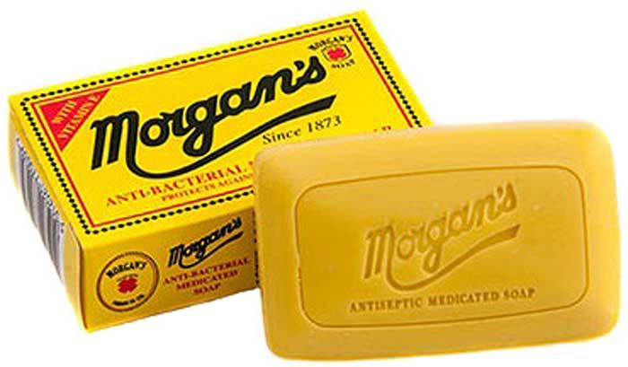 Morgans Антибактериальное лечебное мыло, 80 г. M034M034Защитит от 99,9% микробов. Глубоко очищает кожу и обеспечит ее длительную защиту. Отлично подойдет для кожи лица и поможет предотвратить кожные инфекции и Акне. Используйте антибактериальное мыло ежедневно для чистой и здоровой кожи.