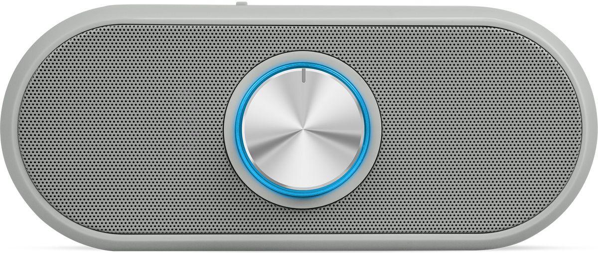 Rombica MySound BT-06 1C, Gray портативная акустическая системаSBT-00061олонка Rombica MySound BT-06 поддерживает беспроводное подключение и оснащена микрофоном, что дает возможность синхронизировать еесо смартфоном. AUX-вход и USB-интерфейс позволяют подключать различные музыкальные носители к колонке. Без подключения к сетипредставленная модель способна проработать до 5 часов. В комплекте с колонкой Вы получите аудиокабель и USB-кабель.