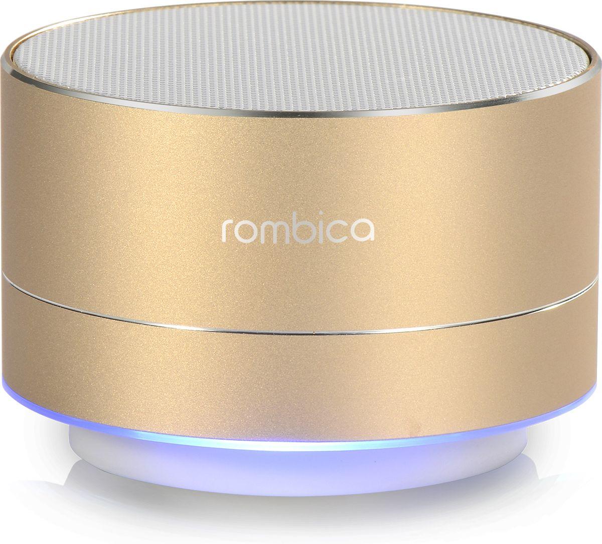 Rombica MySound BT-03 4C, Gold портативная акустическая система
