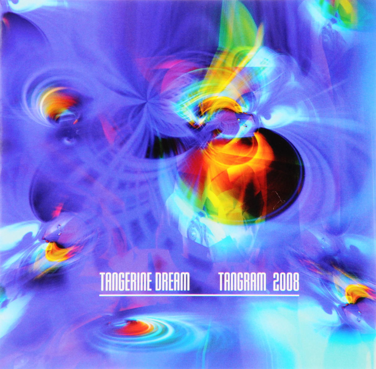 Tangerine Dream. Tangram 2008