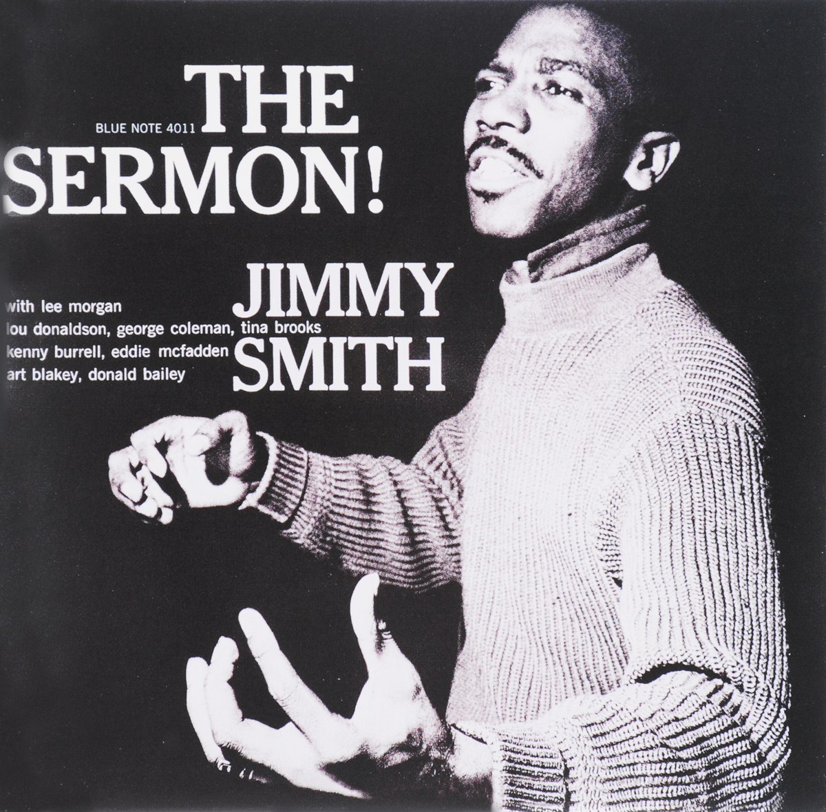 Джимми Смит Jimmy Smith. Sermon