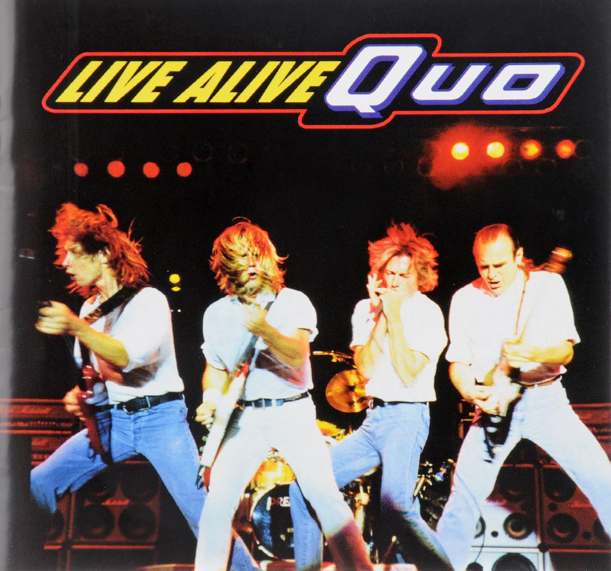Status Quo Status Quo. Live Alive Quo status quo kirchzarten