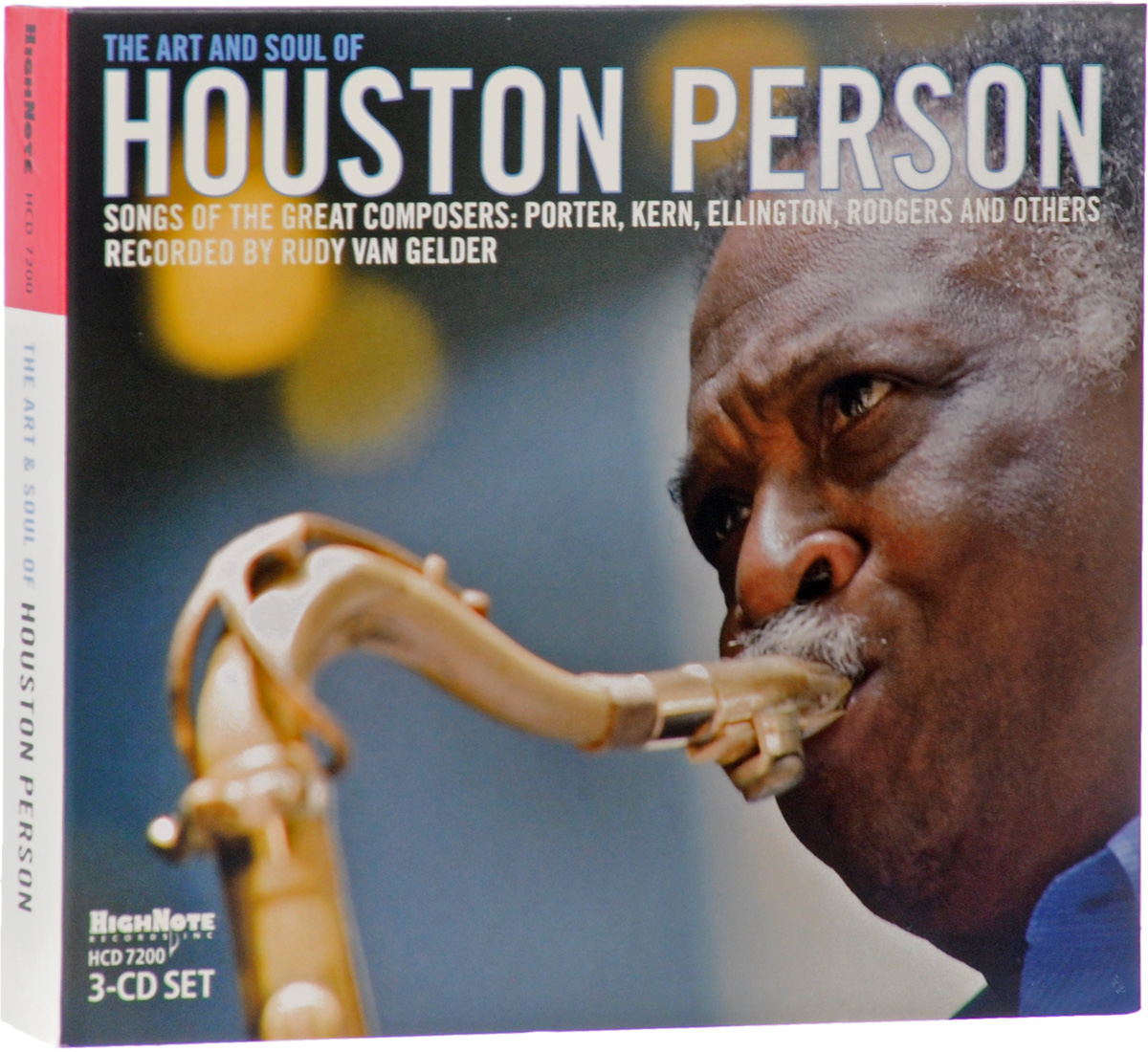 Хьюстон Персон Houston Person. Art & Soul Of Houston Person (3 CD) houston astros at toronto blue jays