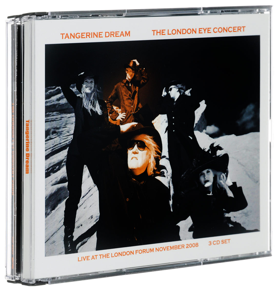 Tangerine Dream. The London Eye Concert (3 CD)