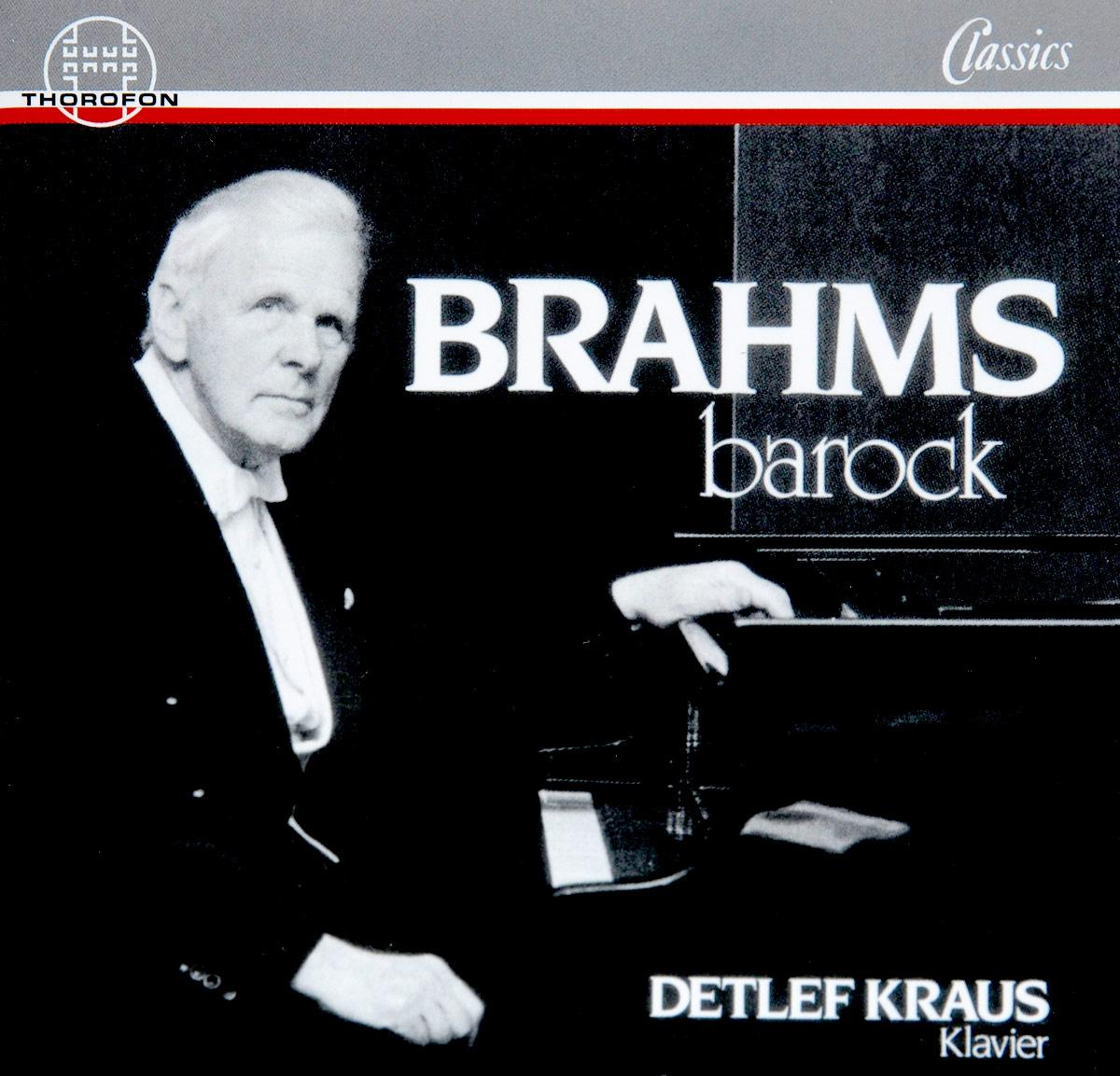 Johannes Brahms Barock. Variations