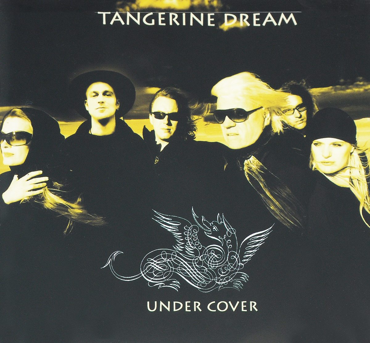 Tangerine Dream. Under Cover