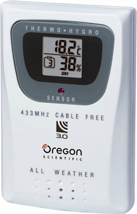 Oregon Scientific THGR810, White датчик погодной станции - Погодные станции