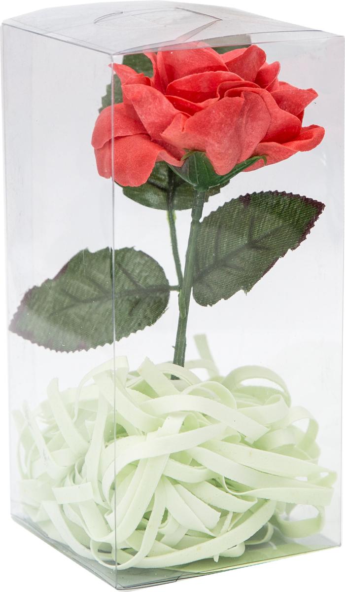 Natures Intent Мыло туалетное в форме цветка, цвет: красный23-010-17При смачивании водой лепесток полностью растворяется, создавая обильную пену. Мыло подходит для мытья рук, лица и тела, обладает стерилизующим и очищающим эффектом, поддерживая естественную влажность кожи.