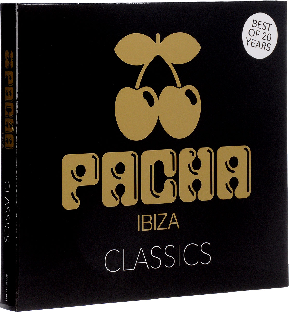 Pacha Best Of 20 Years (3 CD) best of house 4 cd