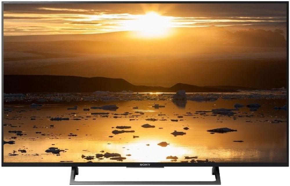 Zakazat.ru Sony KD-49XE7096BR2, Black телевизор