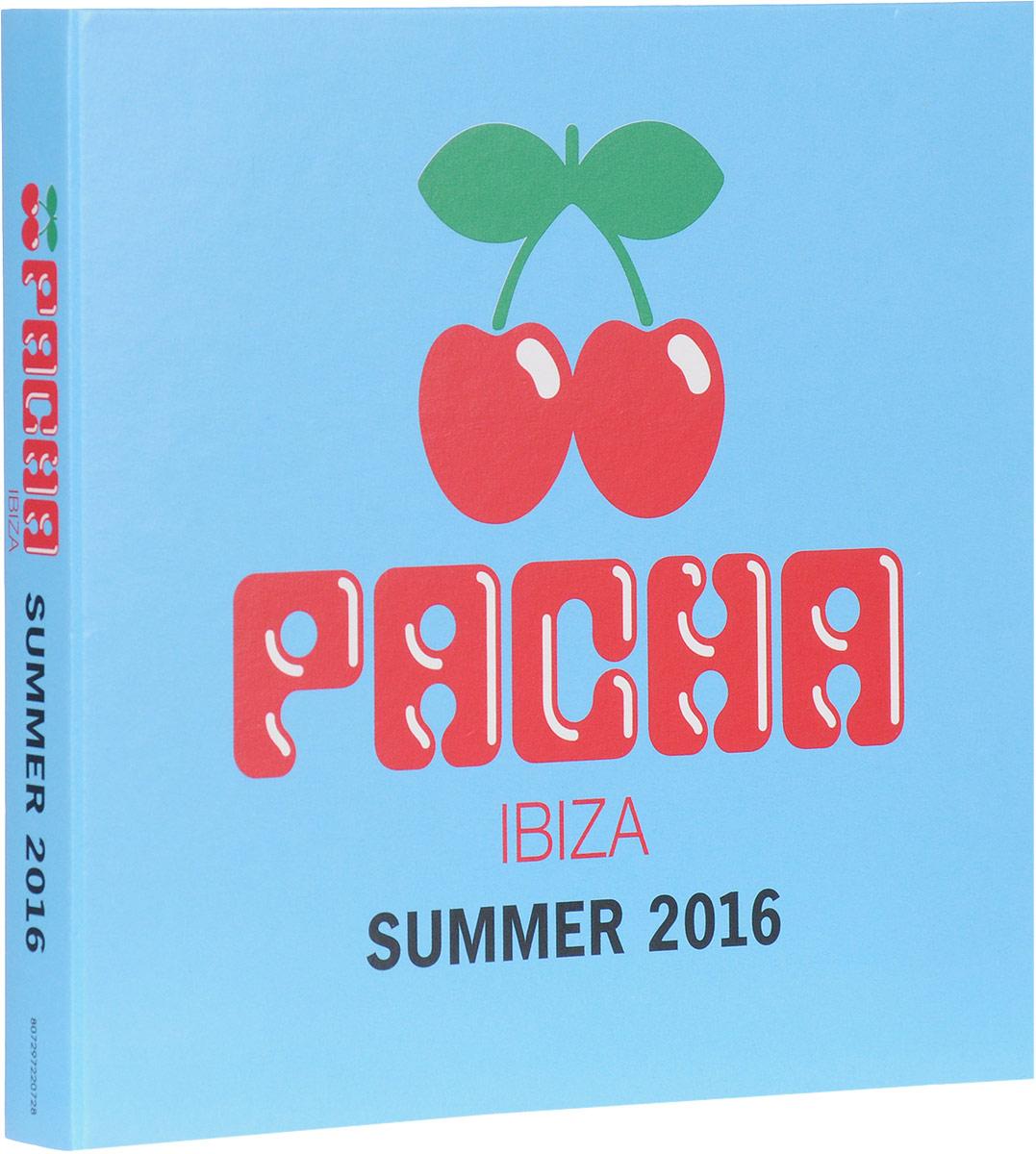 Pacha 2016 Ibiza Summer Edition (3 CD) ноутбук dell xps 13 9365 6225 intel core i5 7y54 1 2 ghz 8192mb 256gb ssd no odd intel hd graphics wi fi bluetooth cam 13 3 3200x1800 touchscreen windows 10 64 bit
