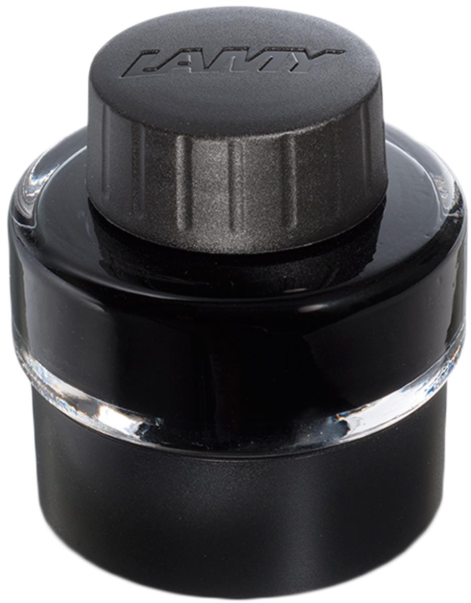 Lamy Чернила для письма T51 цвет черный 30 мл1608925Чернила для перьевых ручек на водной основе в стеклянном флаконе с пластиковым основанием.На дне флакона имеется углубление для сбора остатков чернил для удобной заправки и использования до последней капли.Чернила предназначены для заправки перьевых ручек с помощью конвертера, а также для поршневых перьевых ручек.Цвет: черный.История бренда Lamy насчитывает более 80-ти лет, а его философия заключается в слогане Дизайн. Сделано в Германии. Компания получила более 100 самых престижных дизайнерских наград. Все пишущие инструменты Lamy производятся на фабрике в Гейдельберге (Германия).