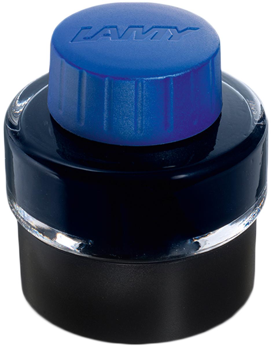 Lamy Чернила для письма T51 цвет синий 30 мл1608927Чернила для перьевых ручек на водной основе в стеклянном флаконе с пластиковым основанием.На дне флакона имеется углубление для сбора остатков чернил для удобной заправки и использования до последней капли.Чернила предназначены для заправки перьевых ручек с помощью конвертера, а также для поршневых перьевых ручек.Цвет: синийИстория бренда Lamy насчитывает более 80-ти лет, а его философия заключается в слогане Дизайн. Сделано в Германии. Компания получила более 100 самых престижных дизайнерских наград. Все пишущие инструменты Lamy производятся на фабрике в Гейдельберге (Германия).