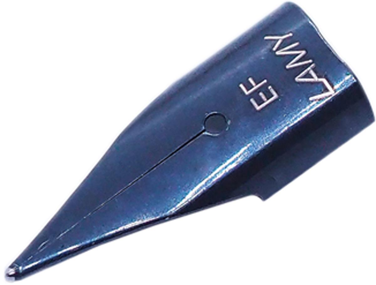 Lamy Перо толщина EF синее1615057Сменное черное стальное перо для перьевых ручек Lamy.