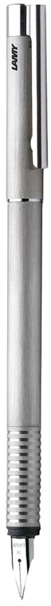 Lamy Ручка перьевая Logo синяя цвет корпуса серебристый толщина EF4000050Отличительные черты этого модельного ряда – чистота формы и высокая функциональность. Надежные материалы и удобство в использовании делают ее хорошим компаньоном на все случаи жизни – это отличная ручка на каждый день.Пружинный стальной клип с встроенным шариком позволяет крепко фиксировать ручку и плавно снимать. Корпус и колпачок изготовлены из нержавеющей стали, покрытой матовым лаком перламутрового цвета. Рифленый нескользящий хват. Стальное полированное перо.Перьевая ручка используется с чернильными картриджами Lamy T10 или с конвертером для заправки чернилами из банки Lamy Z27. Дизайн: Вольфганг Фабиан.Награда за дизайн: iF Hannover, Red Dot Design Award. История бренда Lamy насчитывает более 80-ти лет, а его философия заключается в слогане Дизайн. Сделано в Германии. Компания получила более 100 самых престижных дизайнерских наград. Все пишущие инструменты LAMY производятся на фабрике в Гейдельберге (Германия).