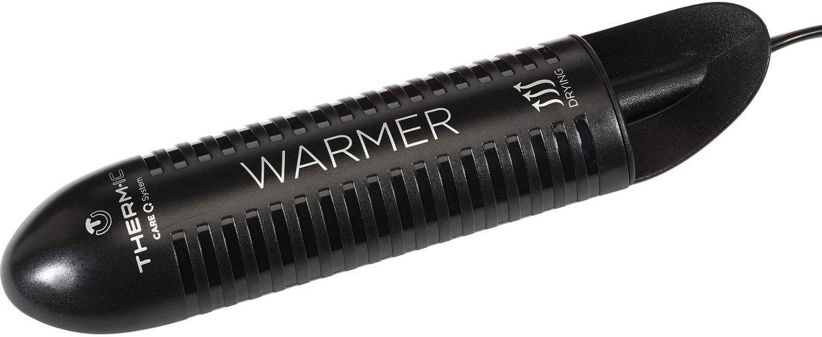 Сушка и обогрев Therm-IC Warmer V2, для ботинок, перчатокT48-0300-001Универсальный компактный Therm-IC Warmer V2 отлично подойдет для сушки и нагрева обуви и перчаток. - Защита от перегрева.- Нагревается до рабочей температуры за несколько минут.- Компактный и тихий.- Подходит для всех размеров и типов обуви.230 V