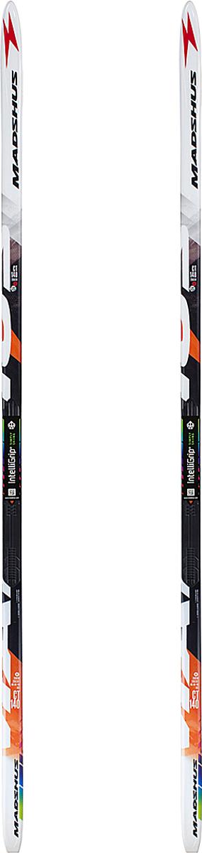 Лыжи беговые Madshus CT 140 IGS Skis NIS, рост 200 см лыжи беговые tisa top universal с креплением цвет желтый белый черный рост 182 см