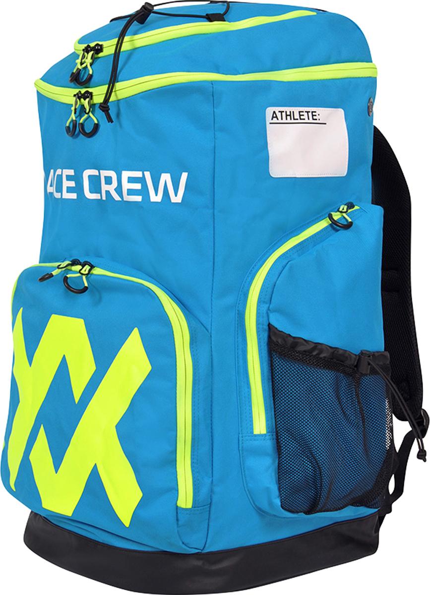 Рюкзак для горнолыжной экипировки Volkl Race Backpack Team Large Backpack, цвет: голубой168507Удобный рюкзак Volkl подойдет для горнолыжной и сноубордической экипировки. В рюкзак помещаются шлем и ботинки.
