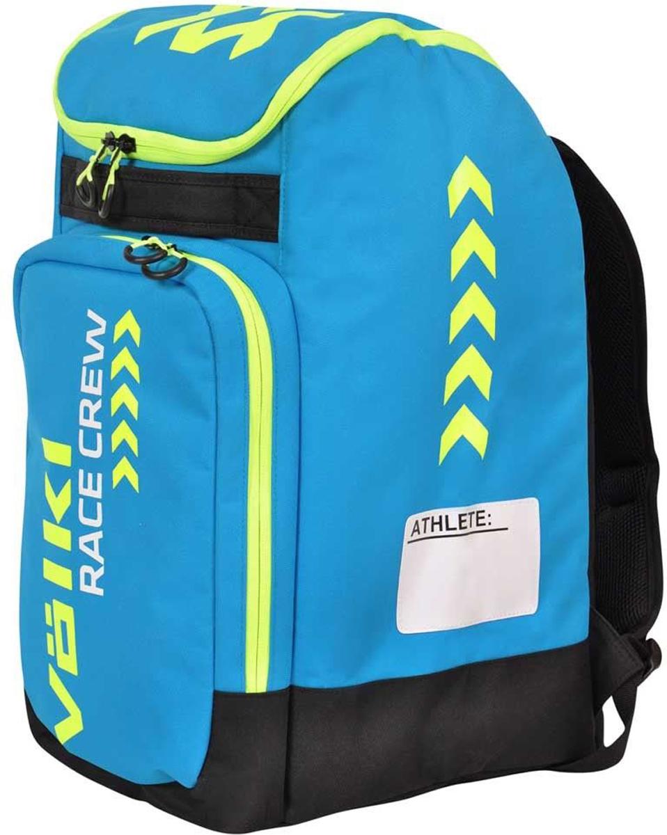 Рюкзак для горнолыжной экипировки Volkl Race Boot Pack Bag, цвет: голубой burton рюкзак kettle pack