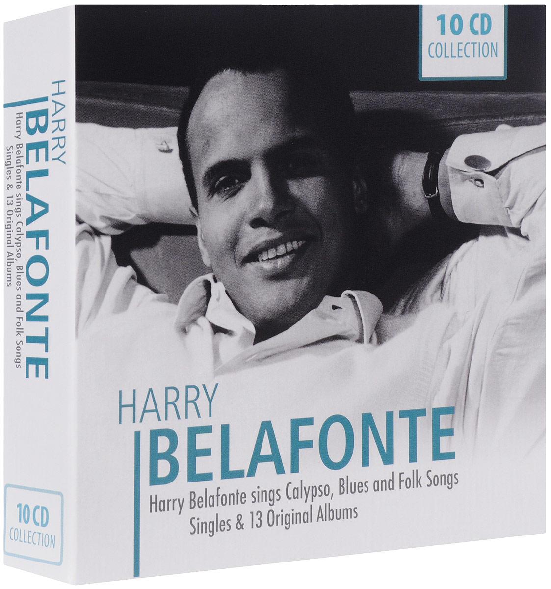 Zakazat.ru Harry Belafonte. Harry Belafonte Sings Calypso, Blues and Folk Songs (10 CD)