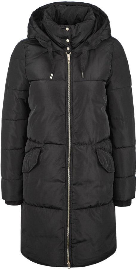 Куртка женская Only, цвет: черный. 15140793_Black. Размер XS (40/42) куртка женская only цвет черный 15140836
