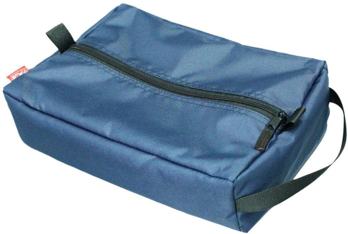 Сумка вещевая Tplus, цвет: синий, 2 лT009598Вещевая сумка Tplus не занимает много места. Она оснащена ручкой для переноски. Имеет одно отделение, в которое легко помещаются небольшие инструменты, принадлежности для автомобиля, средства гигиены, зарядные устройства. Сумка изготовлена из износостойкой ткани.