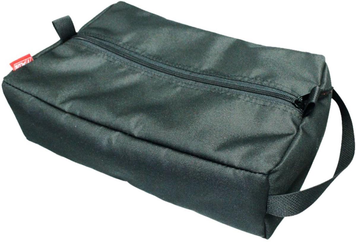 Сумка вещевая Tplus, цвет: черный, 9 лT009620Вещевая сумка Tplus не занимает много места. Она оснащена ручкой для переноски. Имеет одно отделение, в которое легко помещаются небольшие инструменты, принадлежности для автомобиля, средства гигиены, зарядные устройства. Сумка изготовлена из износостойкой ткани.