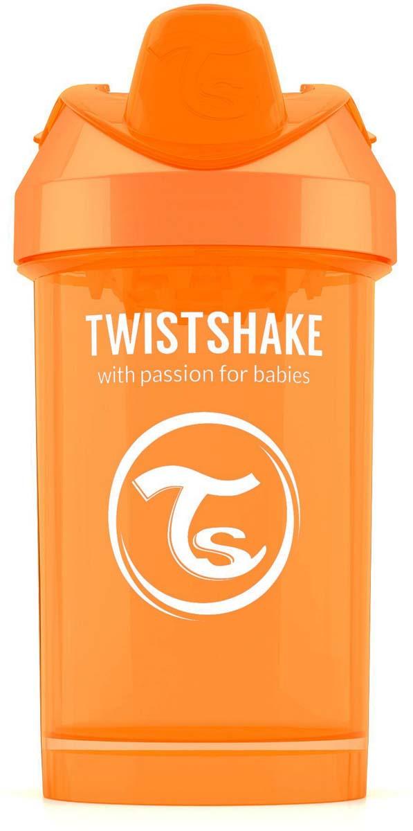 Twistshake Поильник Crawler Cup Sunbeam цвет оранжевый 300 мл -  Поильники