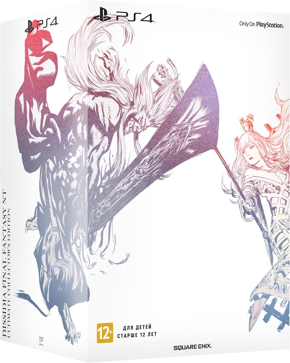Dissidia Final Fantasy NT. Коллекционное издание (PS4) playstation