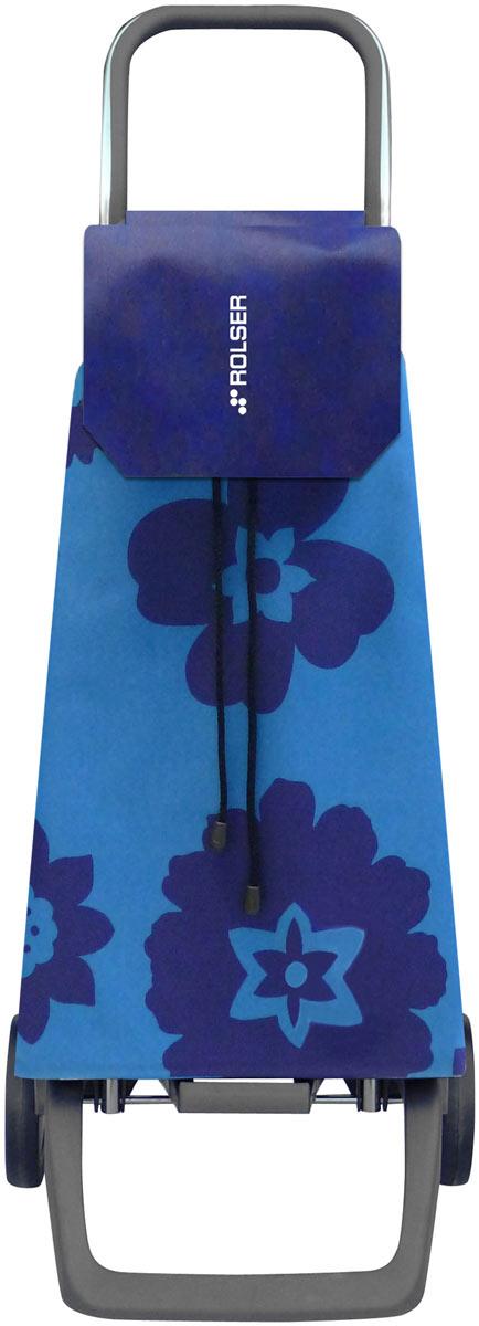 Сумка-тележка Rolser Joy, цвет: синий, 40 л. JET028 сумка тележка rolser logic rg цвет синий 41 л pep004