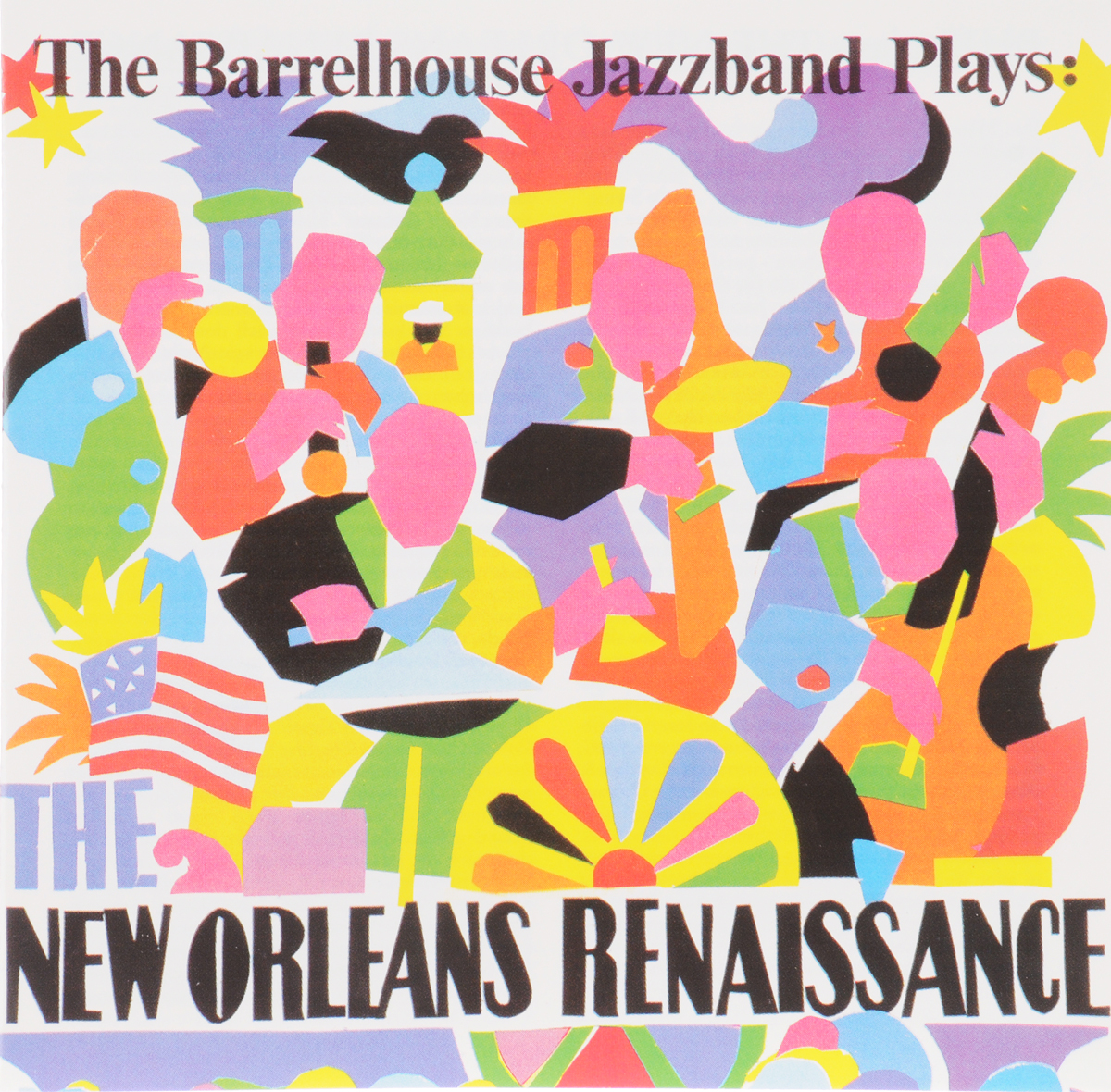 Barrelhouse Jazzband. The New Orleans Renaissance new orleans saints garden gnome 11 thematic