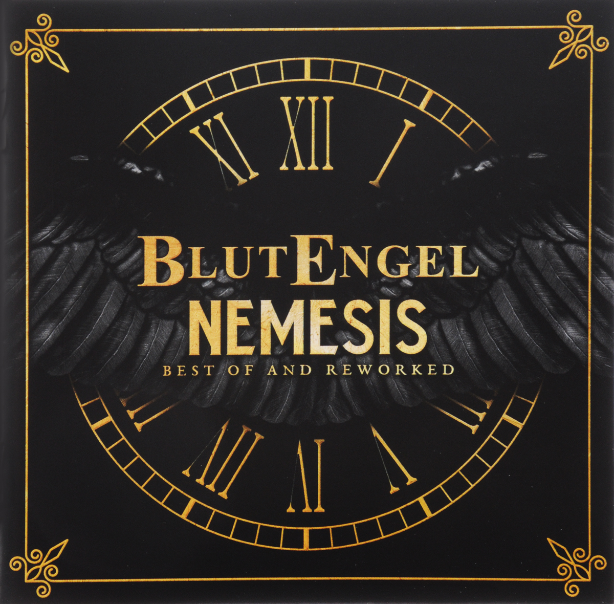 Zakazat.ru Blutengel. Nemesis (Best Of And Reworked)