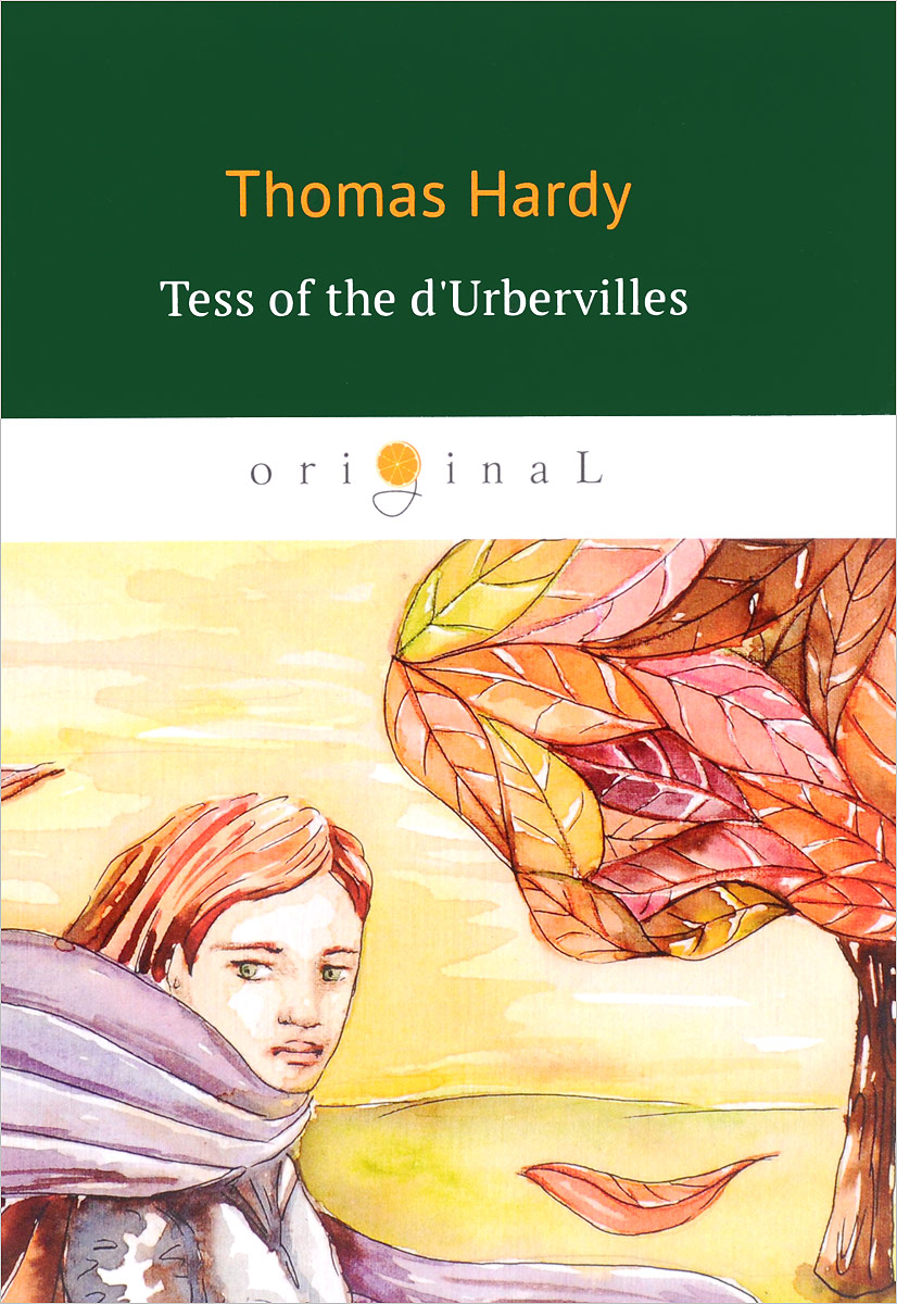 Thomas Hardy Tess of the d'Urbervilles kai lu chi d8 48v 20
