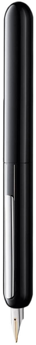 Lamy Ручка перьевая Dialog3 цвет корпуса черный толщина EF 4027874 lamy ручка перьевая lux цвет корпуса золотой толщина ef