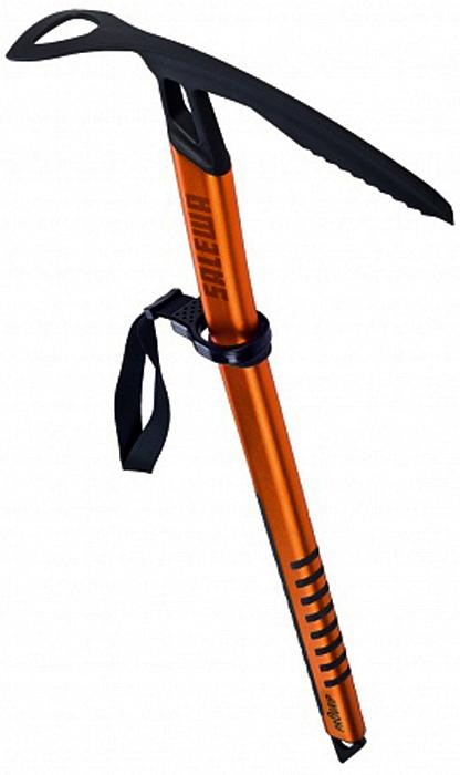 Ледоруб Salewa Ice Axes Tour-X Pro Ice Pick, цвет: оранжевый, 62 см1075_450Как и в модели Tour-X, продуманная рукоятка делает ледоруб Tour-X Pro исключительным ледовым инструментом. Для регулировки положения рукоятки не требуется никаких дополнительных инструментов. Гарантируется продолжительный срок службы и удобство использования - никаких растяжений кисти. Этот ледовый инструмент никогда не выскользнет из рук. Технические характеристики: -Сертификат: EN 13089 Type 1, UIAA 152-Материал: Steel pick, 7075 aluminium shaft, steel spikeДопустимая нагрузка на рукоятку:Ледорубы с маркировкой B - 2.5 kNЛедорубы с маркировкой T - 3.5 kN Не предназначен для ледолазания и экстремального альпинизма.